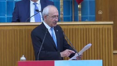 Kılıçdaroğlu: ''Asıl sıkıntıyı vatandaş çekiyor'' - TBMM