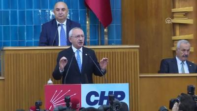 Kılıçdaroğlu: ''Aylan bebeği unutmuyoruz'' - TBMM