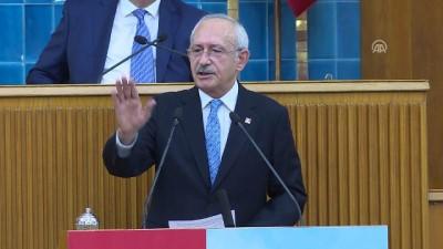 Kılıçdaroğlu: ''Bugün Türkiye'de denge yok'' - TBMM