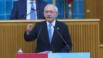 Kılıçdaroğlu: ''En büyük zararı adalet gördü'' - TBMM
