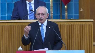 Kılıçdaroğlu: ''Yalan bütün inançlarda günahtır'' - TBMM