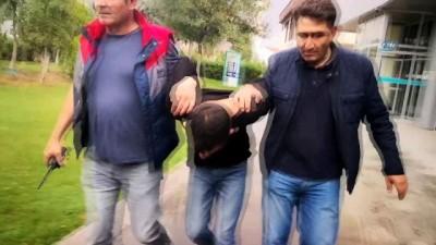 emniyet amiri - Kırşehir'de dolandırdı, Aksaray'da yakalandı