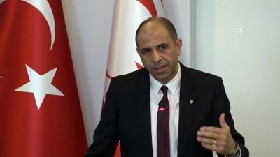 KKTC Dışişleri Bakanı Özersay: 'Uluslararası toplumun Doğu Akdeniz'de bir işbirliği isteyip istemediği yönündeki samimiyeti sınanacaktır' - ANKARA
