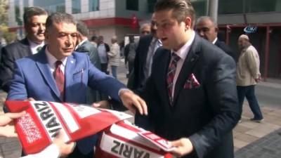 allah -  KTO Başkanı Gülsoy, enflasyonla mücadeleye destek veren esnafları ziyaret etti