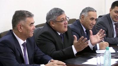 Nobel ödüllü bilim adamı Aziz Sancar Özbekistan'da - TAŞKENT