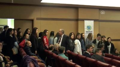 seyhler - Tekirdağ'da iklim ve gıda paneli düzenlendi