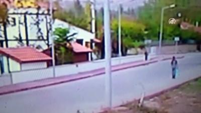 Telefonla dolandırıcılık şüphelisini güvenlik kamerası yakalattı - KIRŞEHİR