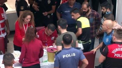 Teröre karşı omuz omuza veren polis ve jandarma bu kez kan verdi