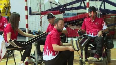 yurt disi - Bocciada hedef 2020 Tokyo Paralimpik Oyunları - İZMİR