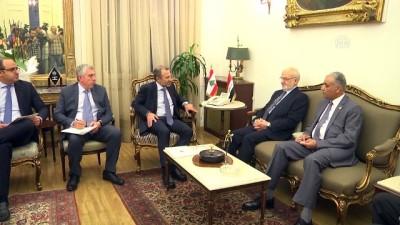 is insanlari - Irak ve Lübnan dışişleri bakanlarından 'Kaşıkçı yorumu' (1) - BEYRUT