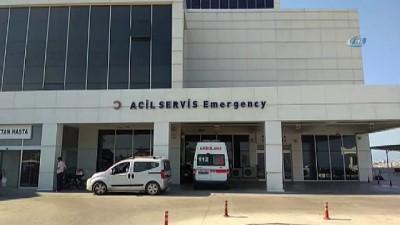 Kaçak göçmen minibüsü dur ihtarına uymadı, 1 ölü 7 yaralı