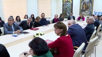 'Kalbimdeki Azerbaycan' konferansı - BAKÜ