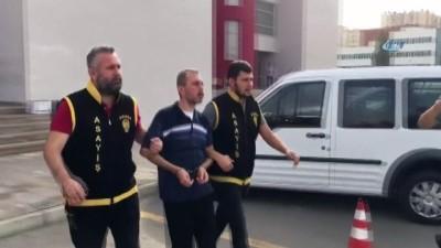 Ömür boyu hapis cezası alan firari hükümlü polisten kaçamadı