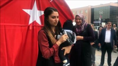 Şehit eşi Funda Ergün: 'Şehidimin gülen yüzü unutulmasın' - KONYA