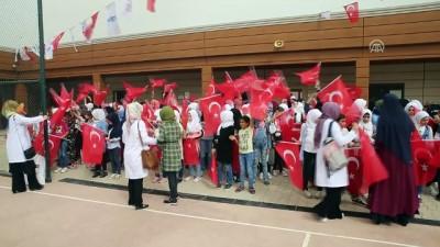 Suriyeli yetimlere okul - HATAY