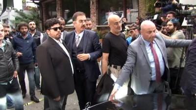 Suudi Arabistan İstanbul Başkonsolosluğu Konutu'nda hareketlilik