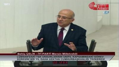 Türkiye'nin Lübnan'da konuşlu Birleşmiş Milletler Geçici Görev Gücü bulundurmasına ilişkin görüşmeler düzenlendi