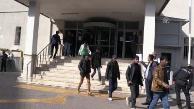 152 düzensiz göçmen yakalandı - KAYSERİ