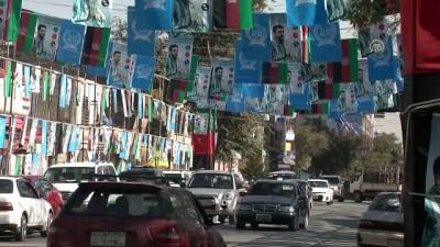 Afganistan'da genel seçime doğru - KABİL