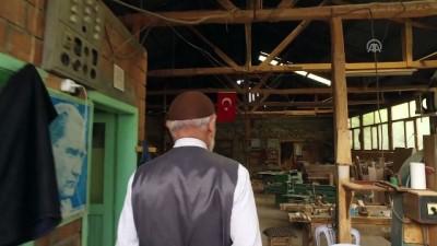 Ali dede camiler için mesaide - MALATYA