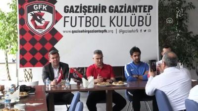 mantalite - Altıparmak: 'Sahada babama acımam' - GAZİANTEP