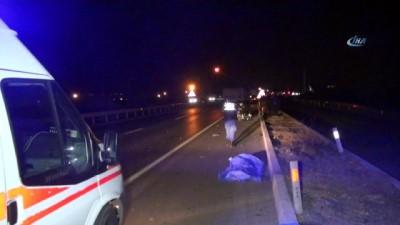 akaryakit istasyonu -  Antalya'da aynı noktada 1 hafta içinde 3. ölümlü kaza