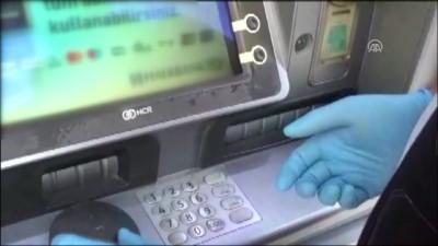 ATM dolandırıcılığı - MERSİN