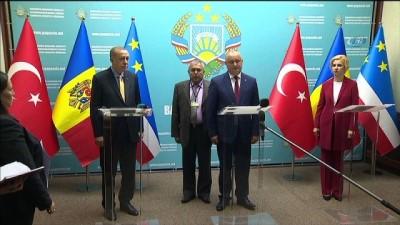 - Cumhurbaşkanı Erdoğan: 'Moldova'nın Toprak Bütünlüğü Bizim İçin Hayati Öneme Sahiptir' - 'Gagavuzya'nın Varlığı Türkiye-moldova İlişkilerini Daha Da Özel Kılıyor'