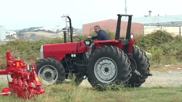 ihracat rakamlari - Depodan bozma atölyeden 6 ülkeye traktör ihracatı - TEKİRDAĞ İzle