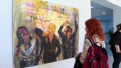 'Duyulmayan Çığlık Hocalı' sergisi - BAKÜ