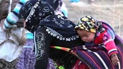 Göçerlerin Erzurum'dan Mardin'e yolculuğu - MUŞ