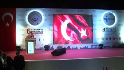 İŞKUR Genel Müdürü Uzunkaya: 'Alman istihdam kurumunun yüz bin kişiyle başardığını biz 8 bin 500 personelle başarıyoruz'