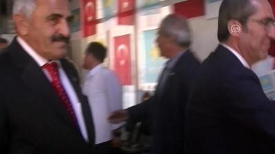 İYİ Parti'nin ziyaretleri  - MUŞ/HAKKARİ/BİTLİS