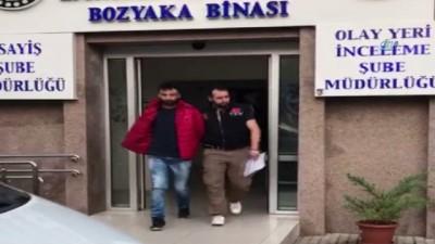 ozel harekat polisleri -  Öcalan'ın posteri altında konuşup propaganda yapanlara operasyon: 13 gözaltı