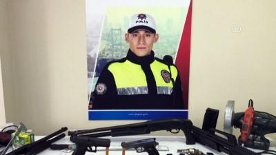 Silah kaçakçılığı operasyonu - İSTANBUL