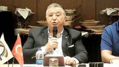 amator - Spor Turizmi Birliği Derneği Toplantısı - ANTALYA