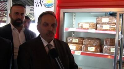 Van'da glutensiz ekmek satışı başladı