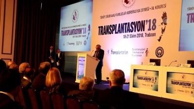 12. Uluslararası Transplantasyon Kongresi - TRABZON