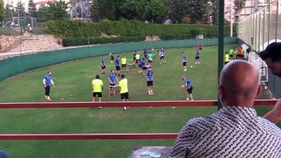 spor musabakasi - Akdeniz'de derbi heyecanı - ANTALYA