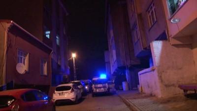 Arnavutköy'de baba vahşeti: 2 ölü