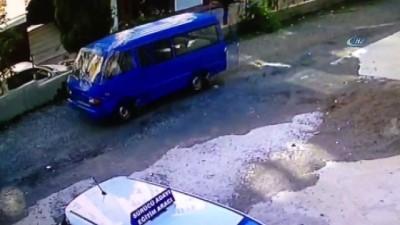 Bina ve eklentilerinden hırsızlık yapan şebeke çökertildi
