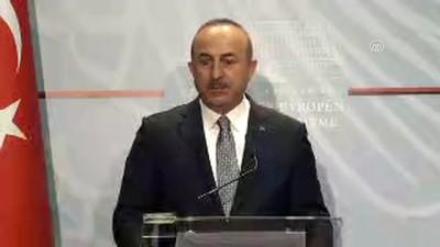 Çavuşoğlu: 'Türkiye'nin Pompeo ya da herhangi bir Amerikalı yetkiliye herhangi bir ses kaydı vermesi söz konusu değil' - TİRAN