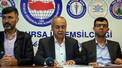 demokratiklesme - Danıştayın 'Öğrenci Andı' kararına tepkiler - BURSA