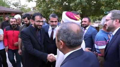 """- Diyanet İşleri Başkanı Prof. Dr. Ali Erbaş : """"Sizin talepleriniz bizim de taleplerimiz sayılır"""""""