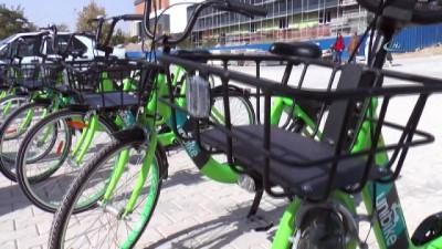 FÜ'de yerli yazılımla 'Paylaşımlı Bisiklet' dönemi