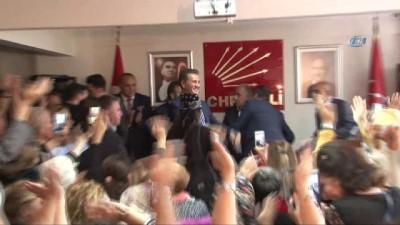 Mustafa Sarıgül, CHP'den Şişli Belediye Başkanlığı için aday adaylığını açıkladı