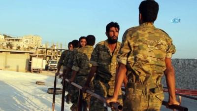 rejim -  - Öso'nun Yeni Birlikleri Göreve Hazır
