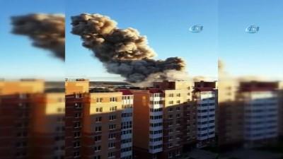 - Rusya'da havai fişek fabrikasında patlama: 2 ölü