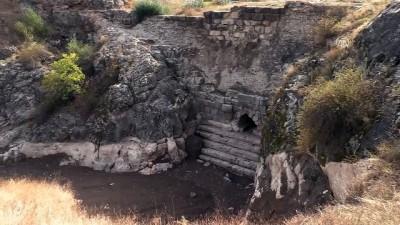 Tarihi baraj ile Romalıların inşaat teknikleri belirlenecek - ÇORUM