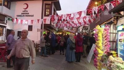 Türk Kızılayı gençlik merkezi açıldı - ANKARA